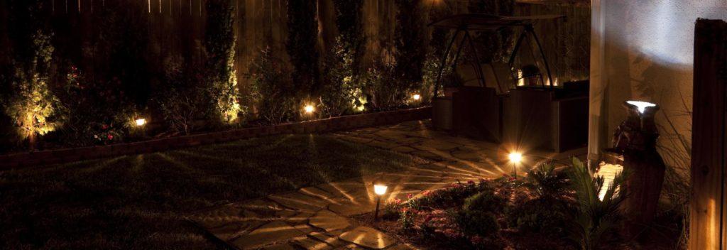 Scottsdale outdoor lighting